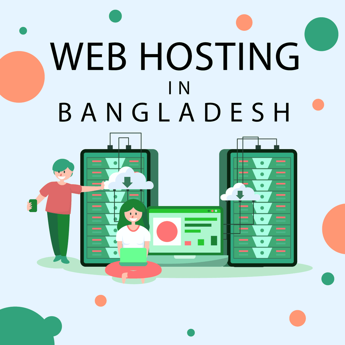 Best Domain & Web Hosting in Bangladesh