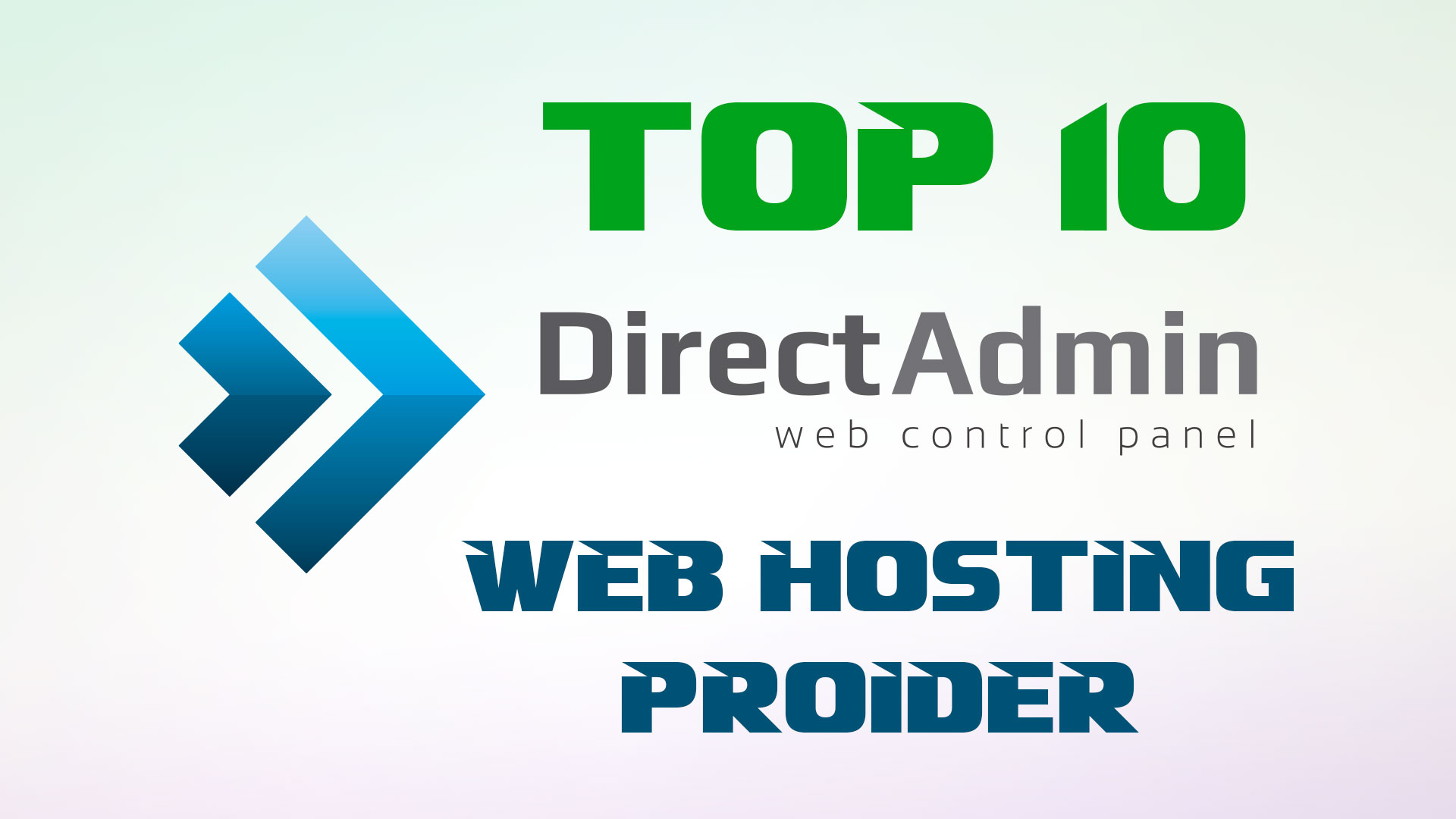 Top 10 DirectAdmin Web Hosting Provider In World