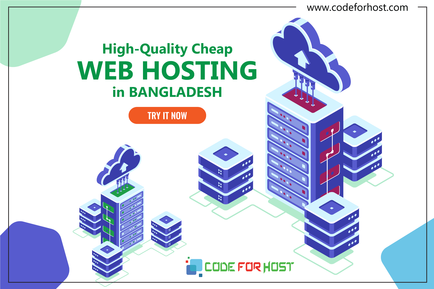 Quality Cheap Web Hosting in Bangladesh