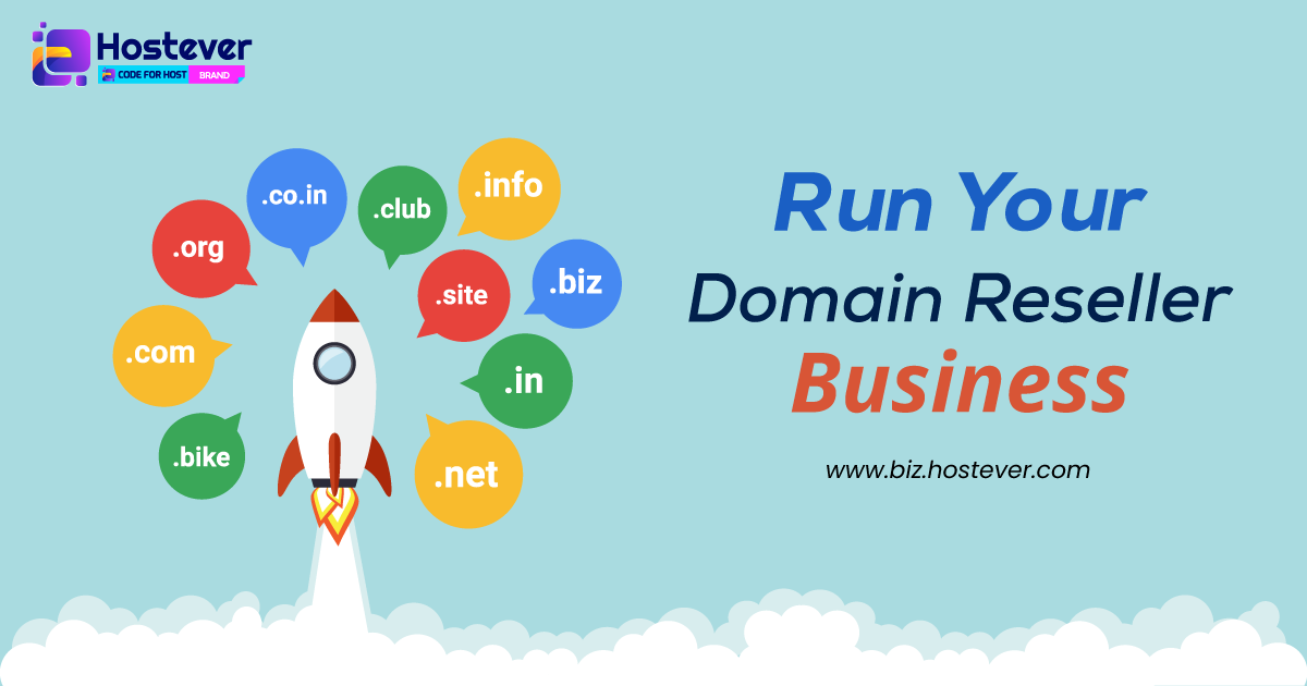 Run Your Domain Reseller Business