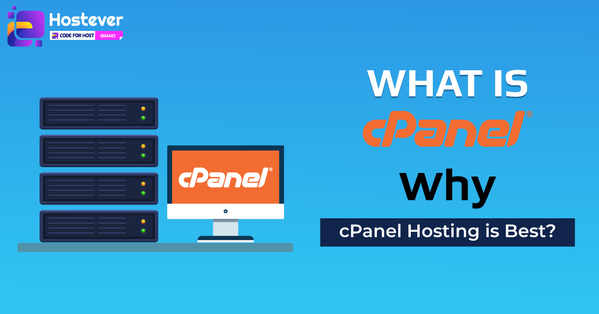 why cpanel hosting is best