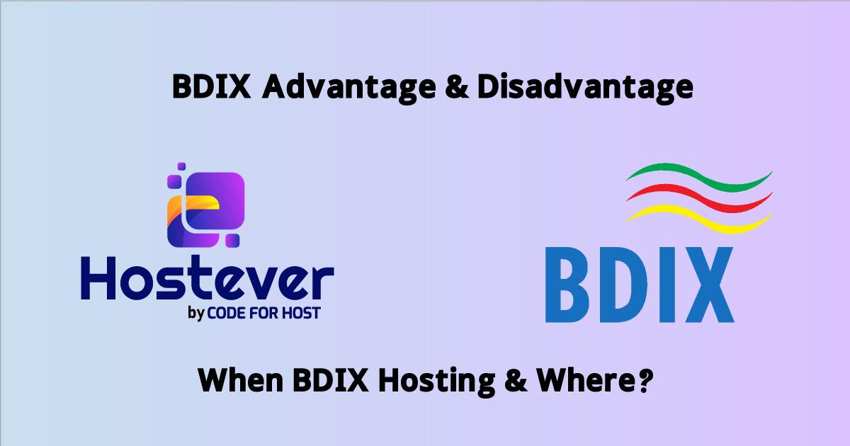 bdix hosting hostever
